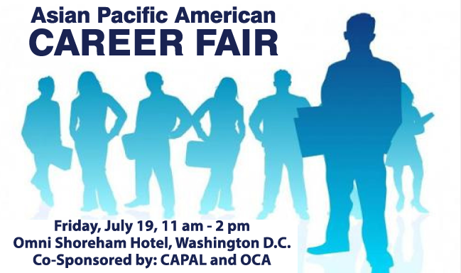 CareerFairWebsite CAPAL and OCA to Co Host APA Career Fair