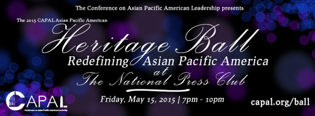 image Deputy Secretary of the U.S. Department of Housing and Urban Development (HUD) Nani Coloretti to Keynote 2015 CAPAL Asian Pacific American Heritage Ball