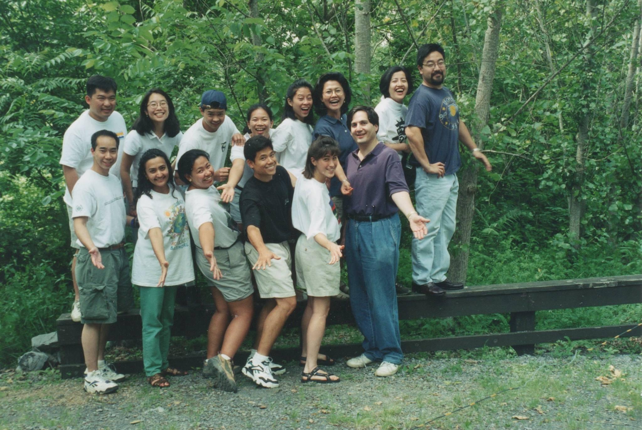 Dancing  Photo from CAPAL Retreat CAPAL Alum Spotlight: Carlos Garcia '98